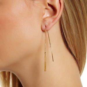 Forever Gold Dangle earrings